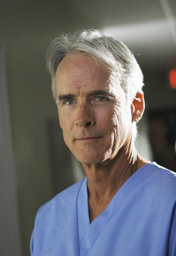 Dr Christian Shepard in 'Lost', Photo Credit Lostpedia Wiki